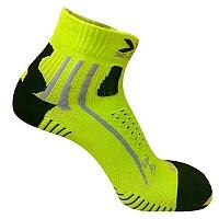 [해외]엑스 바이오닉 Effektor Run Socks Green Lime / Black