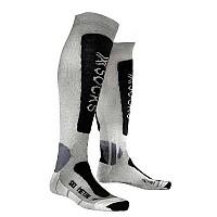 [해외]X-SOCKS Ski Metal Silver / Anthracite