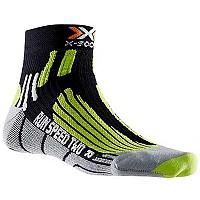 [해외]X-SOCKS Run Speed Two Black / Green Lime