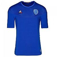 [해외]르꼬끄 ESTAC Troyes Home Pro No Sponsor 19/20 Blue Camuset / Blue Camuset Intense