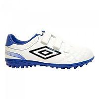 [해외]엄브로 Classico 4 Velcro TF White / Blue