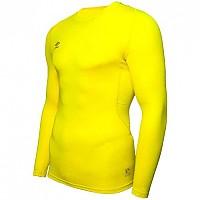 [해외]엄브로 코어 Ls 크루 Baselayer Fluor Yellow