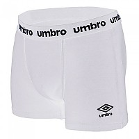 [해외]엄브로 Boxer Short 2 Pack White