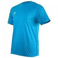 [해외]엄브로 Football Wardrobe Marl Crew Training Small Logo Ibiza Blue Marl