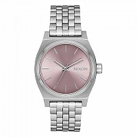 [해외]닉슨 Medium Time Teller 136754761 Silver / Pale Lavender