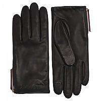 [해외]타미힐피거 SPORTSWEAR Corporate Detail Leather Black