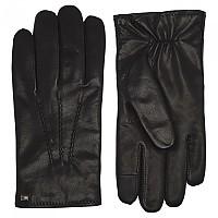 [해외]타미힐피거 SPORTSWEAR Flag Leather Black
