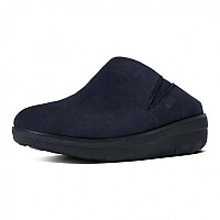 [해외]핏플랍 Loaff Suede Clogs Supernavy