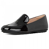[해외]핏플랍 Lena Patent Loafers Black