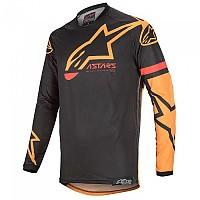 [해외]알파인스타 Racer Tech Compass Black / Orange