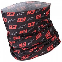 [해외]알파인스타 Marc Marquez 93 Black / Red / White