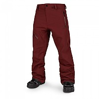 [해외]볼컴 L Goretex Burnt Red