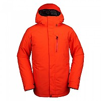 [해외]볼컴 L Insulated Goretex Orange