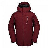 [해외]볼컴 L Insulated Goretex Burnt Red