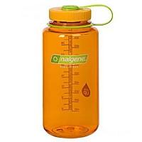 [해외]날진 Wide Mouth Bottle 1L Tangerine