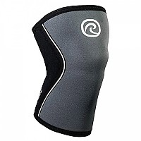 [해외]REHBAND RX Knee Sleeve 5mm Steel Grey