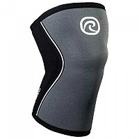 [해외]REHBAND RX Knee Sleeve 7 mm Steel Grey