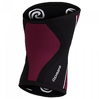 [해외]REHBAND RX Knee Sleeve 5 mm Burgundy / Black
