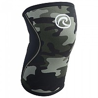 [해외]REHBAND RX Knee Sleeve 5 mm Camo / Black