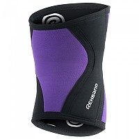 [해외]REHBAND RX Knee Sleeve 5 mm Purple / Black