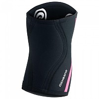 [해외]REHBAND RX Knee Sleeve 7 mm Black / Pink