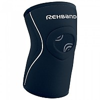 [해외]REHBAND UD Knee Sleeve Patella Opening Junior 5 mm Black