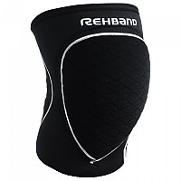 [해외]REHBAND PRN Knee Pad 7 mm Black