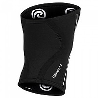 [해외]REHBAND RX Knee Sleeve 3 mm Black