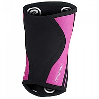 [해외]REHBAND RX Knee Sleeve 3 mm Black / Pink