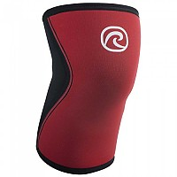 [해외]REHBAND RX Knee Sleeve 5 mm Red