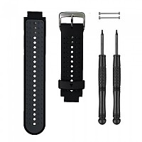 [해외]가민 Watch Band Forerunner? 230/235/630 Black / Grey