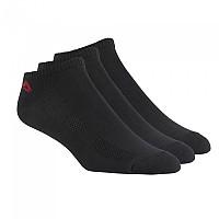 [해외]리복 One Series Tr M 3 Pack Socks Black / Black / Black / Tingre