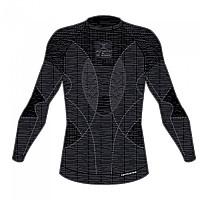 [해외]엑스 바이오닉 L/S Apani 4.0 Merino Black / Black