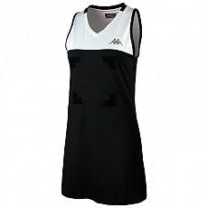 [해외]카파 Heleni Front Velcro Black / White