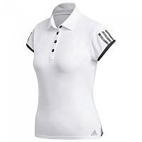 [해외]아디다스 Club 3 Stripes White