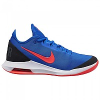 [해외]나이키 Court Air Max Wildcard Hard Court Racer Blue / Bright Crimson / Black