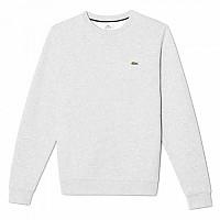 [해외]라코스테 Crew Neck Sweatshirt Fleece Silver Chine