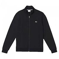 [해외]라코스테 Sport Zip Up Fleece Black