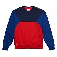 [해외]라코스테 Sport Colorblock Cotton Fleece Navy / Red / Ocean