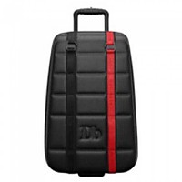 [해외]DOUCHEBAGS The Aviator 40L Black / Red Webbing