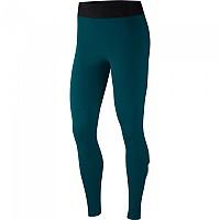 [해외]나이키 Sportswear Leg A See Futura High Waist Midnight Turquoise / White