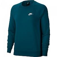 [해외]나이키 Sportswear Essential Crew Midnight Turquoise / White