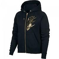 [해외]나이키 Sportswear Shine Black / Black / Metallic Gold
