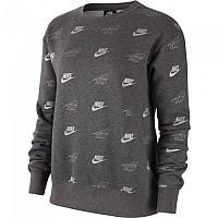 [해외]나이키 Sportswear Crew Shine Charcoal Heather / Dark Steel Grey