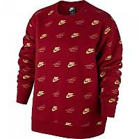 [해외]나이키 Sportswear Crew Shine Big Team Red / Team Red