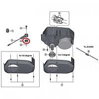 [해외]시마노 Spacer DU-E6000 Steps Black