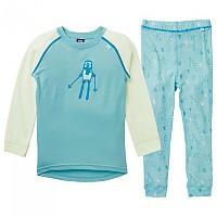 [해외]헬리한센 메리노 미드 세트 Kid Blue Tint