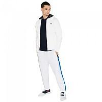 [해외]라코스테 Sport Fleece White / Bitumen Chine