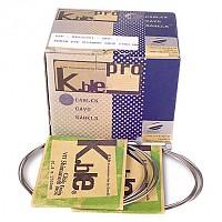 [해외]TRANSFIL Brake Cables Stainless Steel MTB for Shimano/스램 20 Units Silver