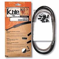 [해외]TRANSFIL Stainless Change Kit For Shimano/스램 Black